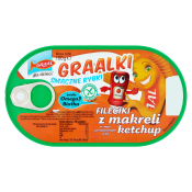 GRAAL FILECIKI Z MAKR.KETCH. 100G
