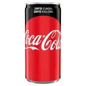 The Coca-Cola Company NAPÓJ COCA COLA ZERO 0,2L P