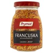 Prymat Sp. z o.o. PRYMAT MUSZTARDA FRANCUSKA 180G