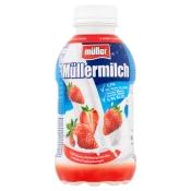 Molkerei Alois Müller GmbH & Co. KG MLEKO MULLER TRUSKAWKOWE  400ML