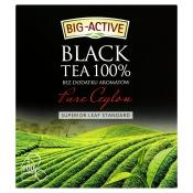 Big-Active Sp. z o.o. HERBATA BLACK 100% 100X2G BIG-ACTIVE