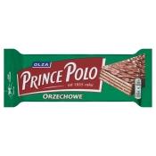 WAFLE PRINCE POLO ORZECHOWY 35G