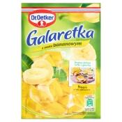 GALARETKA  BANANOWA 77G DR.OET