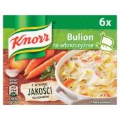 Knorr BULION NA WŁOSZCZYŻNIE 60G KNORR