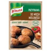 Knorr KNORR PRZYPRAWA DO MIĘSA MIELONEGO 23G