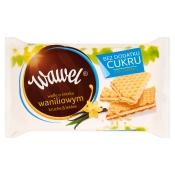 Wawel SA. WAFLE BEZ DODATKU CUKRU WANILIOWE 110G WAWEL