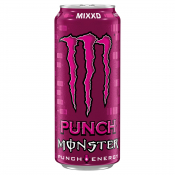 Monster Beverage NAPÓJ MONSTER PUNCH 553ML