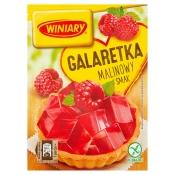 Nestlé Polska S.A. GALARETKA MALINOWA 71G WINIARY