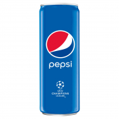 PepsiCo NAPÓJ PEPSI COLA PUSZ 0,33L