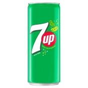 Pepsi Cola General Bottlers Poland Sp. z o.o., NAPÓJ 7UP PUSZKA 0,33L