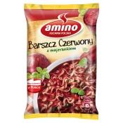 Unilever AMINO NUDLE BARSZCZ CZERWONY 61G