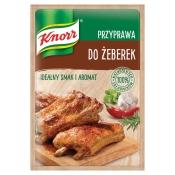 Knorr KNORR PRZYPRAWA DO ŻEBEREK 23G