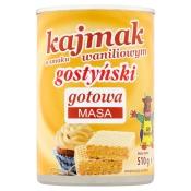 Spółdzielnia Mleczarska w Gostyniu KAJMAK GOSTYŃ 510G