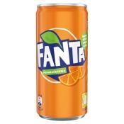 The Coca-Cola Company NAPÓJ FANTA 0,2ML