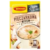 Nestlé Polska S.A. WINIARY ZUPA PIECZARKOWA Z GRZANKAMI 14G