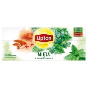 Unilever HERBATA MIĘTA Z EUKALIPTUSEM20T LIPTON