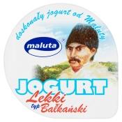 JOGURT BAŁKAŃSKI LEKKI 340G MALUTA