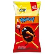 Frito Lay Poland Sp. z o.o. STAR CHIPSY MACZUGI KETCHUP 80G