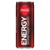 NAPÓJ COKE ENERGY 0,25L COLA