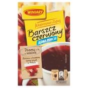 Nestlé Polska S.A. WINIARY ZUPA INSTANT BARSZCZ CZERWONY 13G