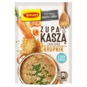 Nestlé Polska S.A. WINIARY ZUPA KRUPNIK Z KASZĄ JAGLANĄ 95G
