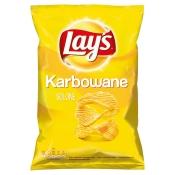 Frito Lay Poland Sp. z o.o. LAYS KARBOWANE SOLONE130G