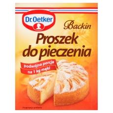 Dr. Oetker Polska Sp. z o.o. PROSZEK DO PIECZENIA 30G DR.OETKER