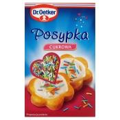 Dr. Oetker Polska Sp. z o.o. POSYPKA CUKROWA 80G DR.OETKER