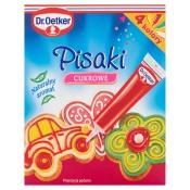 Dr. Oetker Polska Sp. z o.o. PISAKI CUKROWE 76G DR.OETKER