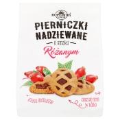 Fabryka Cukiernicza KOPERNIK S.A. PIERNIKI W CZEKOLADZIE Z NADZIENIEM RÓŻANYM 150G KOPERNIK