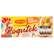 Nestlé Polska S.A. BULION DROBIOWY KOGUTEK 108G WINIARY