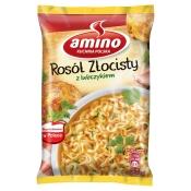 Unilever AMINO ROSÓŁ Z LUBCZYKIEM 57G X24