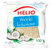 Helio S.A. WIÓRKI KOKSOWE 100G HELIO