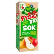 Fortuna Sp. z o.o. SOK PYSIO BIO JABŁKO - GRUSZKA 200ML