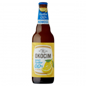 Carlsberg Polska Sp. z o.o. PIWO OKOCIM RADLER CYTRYNA 0% 0,5L B. ZWROTNA