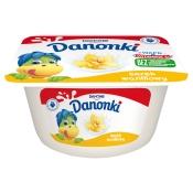 Danone SA SEREK DANONKI SINGLE WANILIA 115G DANONE