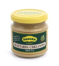 Dagoma  Sp. z o.o. MUSZTARDA  CHRZANOWA 200G DAGOMA