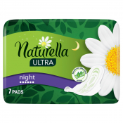 Procter and Gamble DS Polska Sp. z o.o. PODPASKI NATURELLA ULTRA ZE SKRZYDEŁKAMI 7 NIGHT