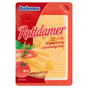 Bakoma Sp. z o. o. SER ROTTDAMER PLASTRY 150G BAKOMA