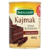 MASA KRÓWKOWA  KAKAO 460G BAKALLAND