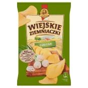 The Lorenz Bahlsen Snack-World Sp. z o.o. WIEJSKIE ZIEMNIACZKI CEBULKA 110G LORENZ