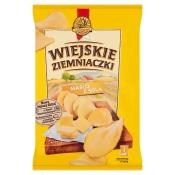 The Lorenz Bahlsen Snack-World Sp. z o.o. WIEJSKIE ZIEMNIACZKI MASŁO 110G LORENZ