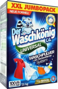 Clovin Germany GmbH PROSZEK DO PRANIA KOLOR 7,5KG WASCHKONIG