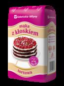 Gdańskie Młyny - Sp. z o.o. MĄKA TORTOWA 1KG GDAŃSKIE MŁYNY