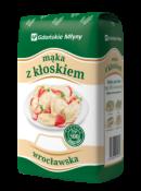 Gdańskie Młyny - Sp. z o.o. MĄKA WROCŁAWSKA 1KG GDAŃSKIE MŁYNY