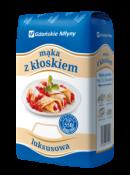 Gdańskie Młyny - Sp. z o.o. MĄKA LUKSUSOWA 1KG GDAŃSKIE MŁYNY