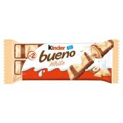 Ferrero BATON KINDER BUENO WHITE 39G