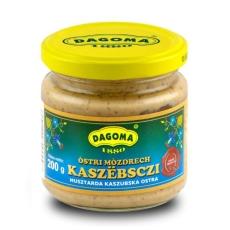 Dagoma  Sp. z o.o. MUSZTARDA  KASZUBSKA 200G DAGOMA