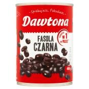 DAWTONA SP. Z O.O. FASOLA CZARNA KONSERWOWA 400G DAWTONA
