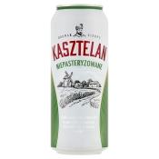 Carlsberg Polska Sp. z o.o. PIWO KASZTELAN NIEPASTERYZOWANE 0,5L
